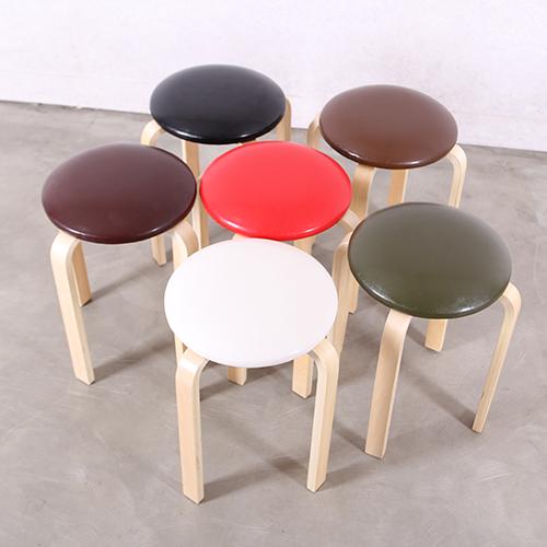 AD017 피넛스툴 / 6가지색상 인테리어의자 디자인의자 카페의자 ...