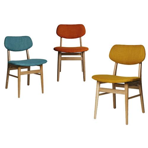목재의자 - 피카소가구