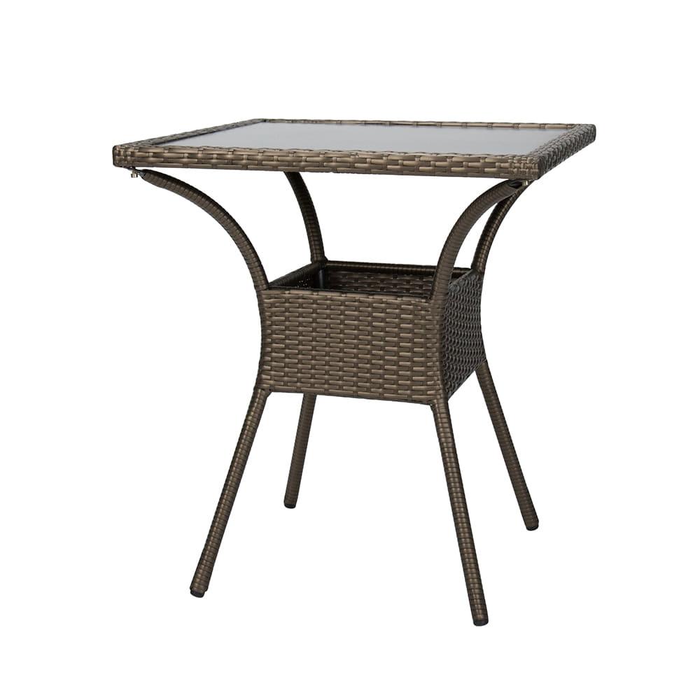 GD009 W60*D60*H69 RT3000테이블 / 카페테이블 업소용테이블 빈티지테이블 라탄가구 커피숍 식당 상담실 | 피카소가구