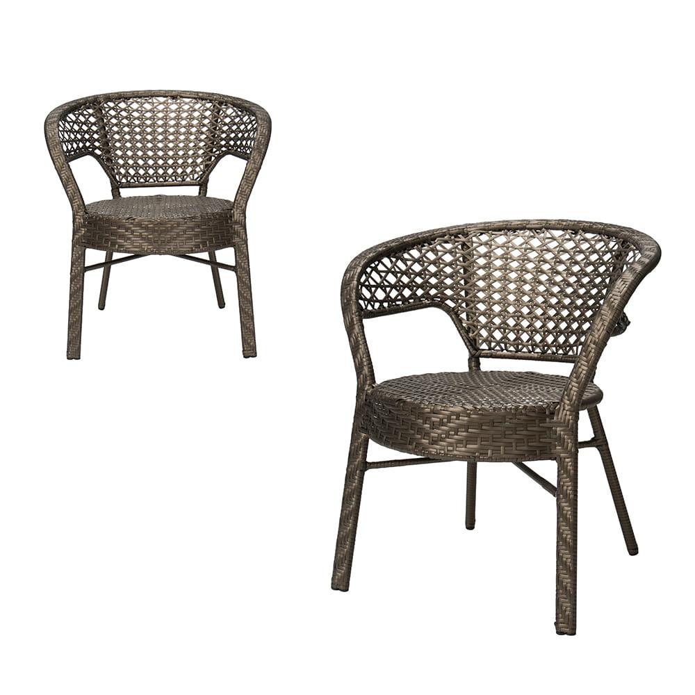 AJ029  W65*D59*SH41*H72 RC2001체어 / 빈티지철제의자 라탄가구 카페베네의자 커피숍 식당 상담실 라탄의자 | 피카소가구
