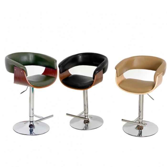 BD072  W40*D38*SH60~83*H90~107  242바텐 / 바텐의자 빠체어 높은의자 원목빠의자 가죽바의자 회전빠의자 카페 BAR 호텔 와인바의자 높낮이의자피카소가구