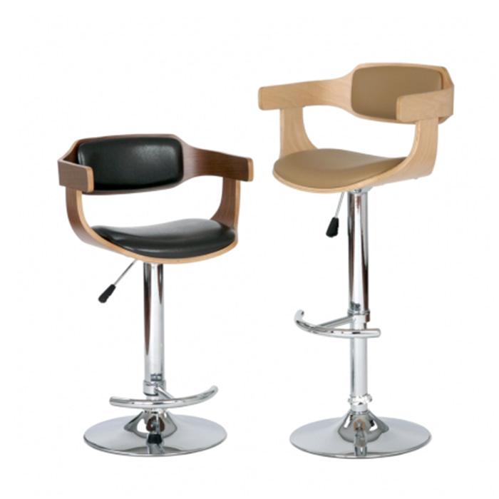 BD073  W36*D38*SH60~81*H85~104  235바텐 / 바텐의자 빠체어 높은의자 원목빠의자 가죽바의자 회전빠의자 카페 BAR 호텔 와인바의자 높낮이의자 | 피카소가구