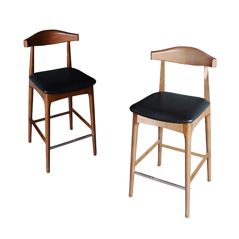 BD067  W39*D40*SH62/71*H91/102  276바텐 / 카페인테리어가구 목재 우드 바텐의자 높은의자 가죽바의자 스몰비어 까페 업소용 BAR 디자인바체어 | 피카소가구